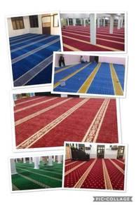 S4 perlis carpet masjid / karpet surau /m8