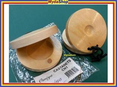 BIG 6.5cm Hand Percussion Wooden Finger Castanets