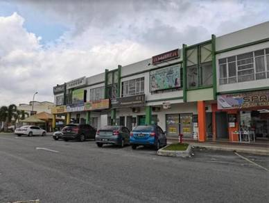 Ground Floor Shop Lot Facing Main Road Bandar Botanic Bdr Puteri Klang