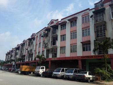 Shop Apartment, Lestari Perdana, Seri Kembangan, Level 2