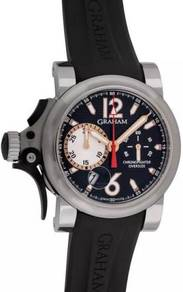 Graham Chronofighter Oversize Trigger R.A.C