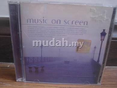 CD Music On Screen 2CD