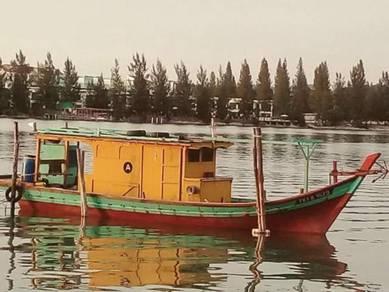 Menyediakan perkhidmatan bot memancing (Budget)