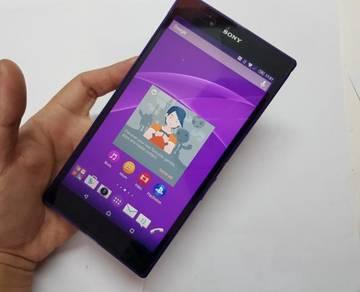 Sony Xperia Z ULTRA 4GLTE PURPLE TIPTOP