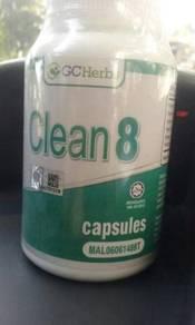 Cara untuk kurus - Clean 8