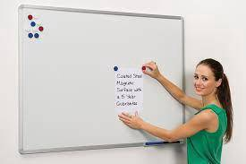 4x8 portable whiteboard anta n pasang