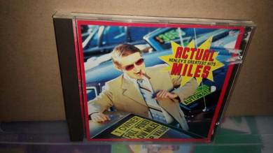 CD Don Henley Greatest Hits - Actual Miles