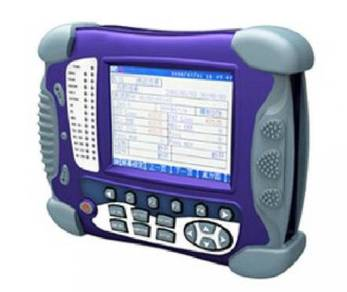 Transmission analyzer / test error tester