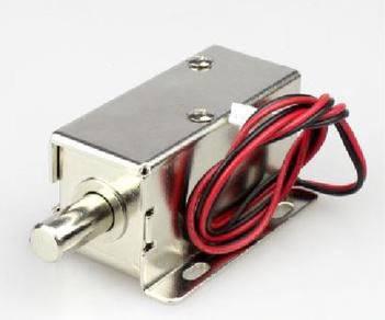 Electrical Door Lock or Solenoid Valve 12V