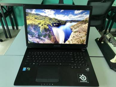 Asus rog g750jx gaming laptop