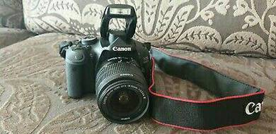 CANON 600D second