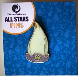 7 Eleven All Stars Pins (Guy Diamond)