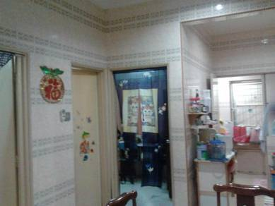 2 storey house>>(klang utama)>>renovated>>move in condition