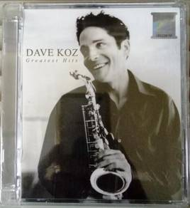 Dave Koz Greatest Hits 2CD