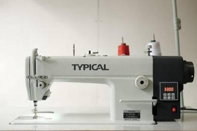 Mesin jahit TYPICAL GC6-28d NEW B0713