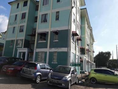 Sri Maju apartment Jalan Sepanggar KK