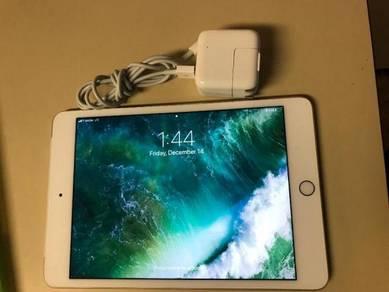 Ipad mini 4 gold wifi cellular