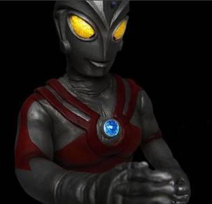 LED lighting Ultraman Ace CCP 1/6 VOL.53 toy
