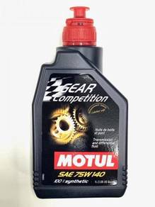 MOTUL LSD Gear Competition Oil - 75W140 Fully Syn