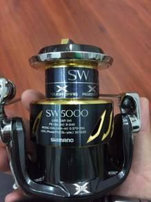 Shimano Stella SW5000HG