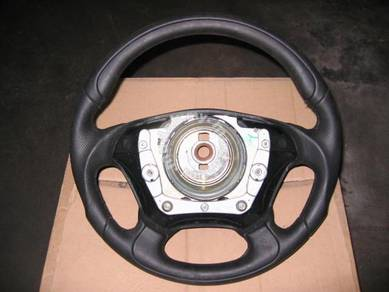 Mercedes W163 M Class Carlsson Steering Wheel