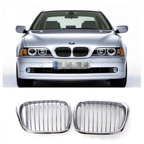 Front Grille Kidney Chrome BMW 5-Series E39