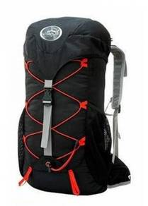 Lion Water Ressist Traveling Backpack (Black)