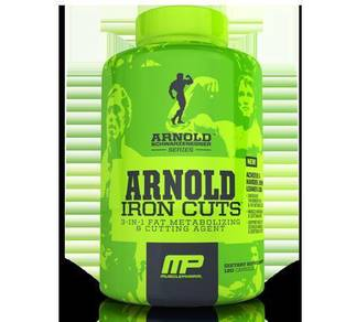 Arnold Iron Cut Fat Burner ( Rip+Cut+Diuretic)