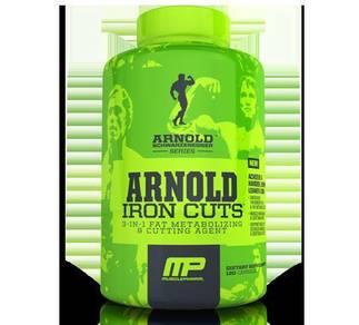 Arnold Iron Cut Fat Burner ( Rip+Cut+Diuretic)