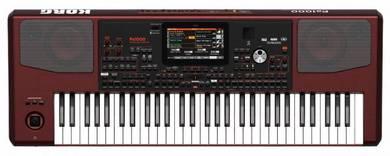 Korg pa1000 / pa-1000 Keyboard (FREE Headphones)