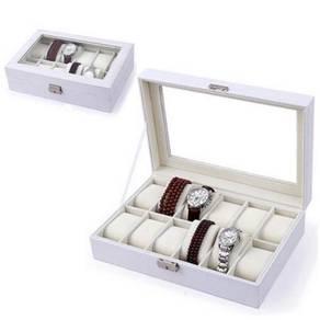 Kotak jam watch box 12 slots 09