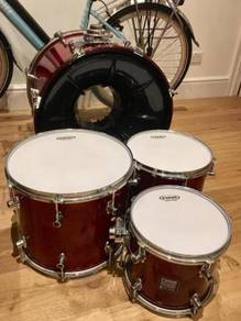 Sonor s-class Maple Drums