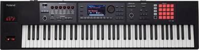 Roland fa07 / fa-07 Keyboard (FREE Phones, Stand,