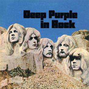 Deep Purple Deep Purple In Rock 180g LP