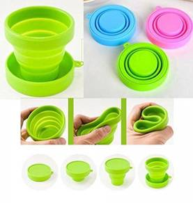 Outdoor Collapsible Silicone Cup