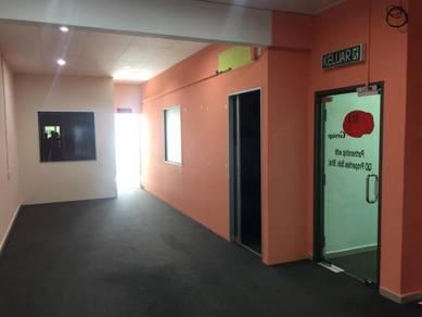2nd floor office, jalan austin 3, taman mount austin, johor bahru,