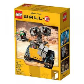 Lego 21303 Ideas Wall-E NEW & SEALED (RETIRED)