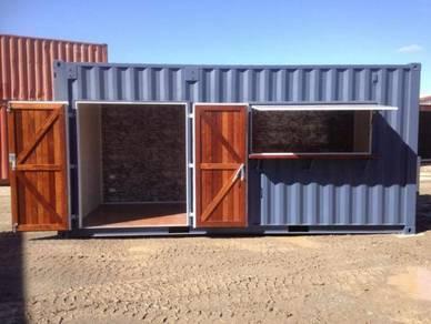 Container / Contena / Canteen Store
