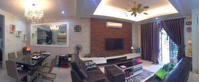 Mount Austin Perdana LAKE CASITA Double Storey Terraced House for SALE