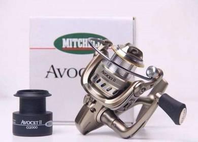 Mitchell Avocet II G2000 Fishing Reel Pancing