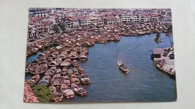 Antik Old PC Singapore River 1960s No 836