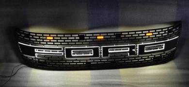 Ford ranger led front grill grille with led