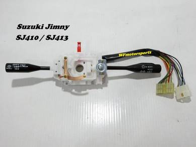 Suzuki Jimny SJ410 SJ413 Turn Signal Wiper Switch