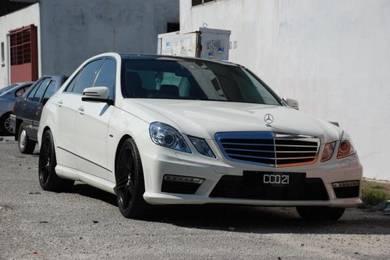 Mercedes benz W212 E class AMG E63 Bodykit