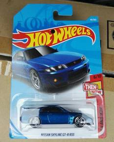 Hotwheels Skyline r33