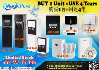 Tt 87u. Water Filter Vending Machine Penapis Air