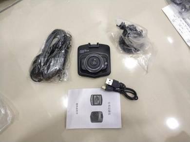 Clear Car DVR Dashcam 1080p Motion Sensor Night