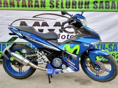 Used yamaha y15zr v1