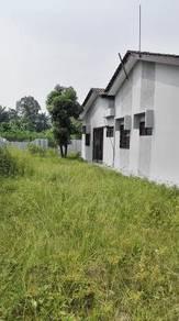 4090sqft Melaka Baru Huge Land Single Storey Semi D Corner Extended