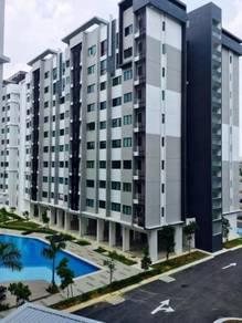 Suria Ixora/Rafflesia Apartment, Setia Alam, Shah Alam